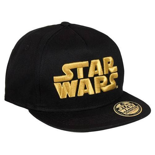 Boné STAR WARS  Gold Logo