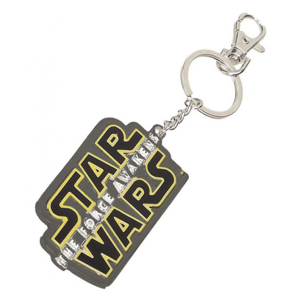 Porta-Chaves STAR WARS The Force Awakens Logo Metal