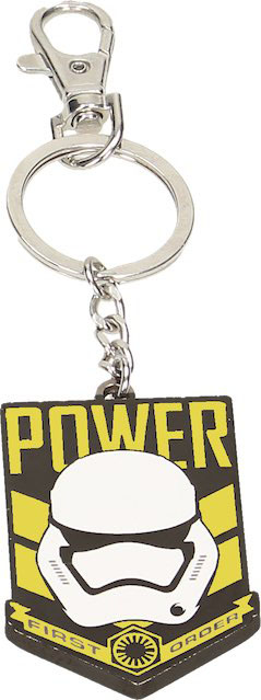 Porta-Chaves STAR WARS Power First Order Metal