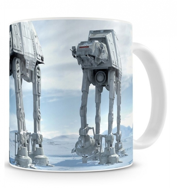 Caneca STAR WARS Battle of Hoth