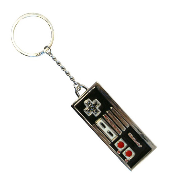 Porta-Chaves NINTENDO NES Controller Enameled Metal