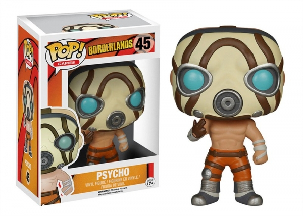 Pop BORDERLANDS #45 Psycho