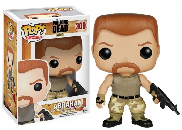 Pop THE WALKING DEAD #309 Abraham