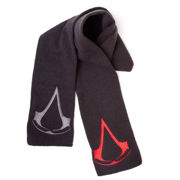 Cachecol ASSASSINS CREED com 2 Logos
