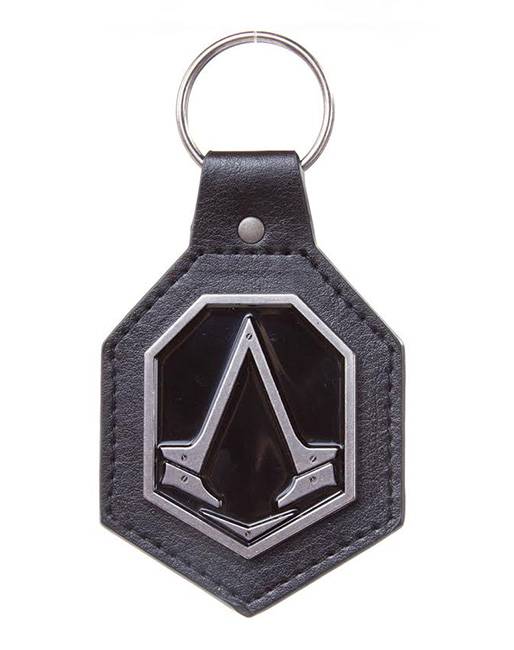 Porta-Chaves ASSASSINS CREED Patch Logo Metal
