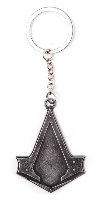Porta-Chaves ASSASSINS CREED SYNDICATE Logo Metal