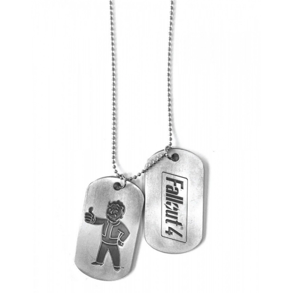 Dog Tag FALLOUT 4 Vault Boy