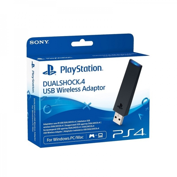 ADAPTADOR PC SEM FIOS USB  DUALSHOCK 4 PS4