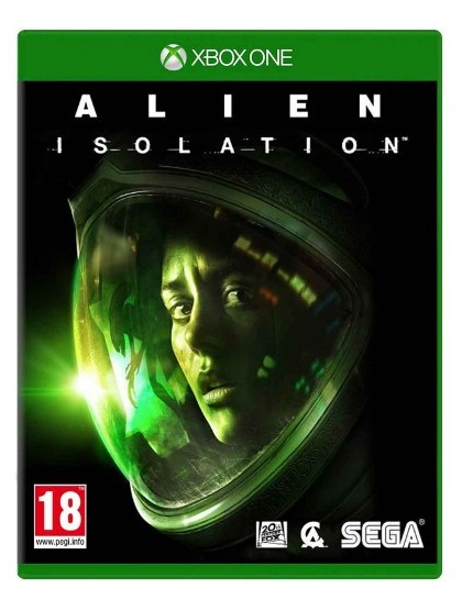 ALIEN ISOLATION XBOX ONE