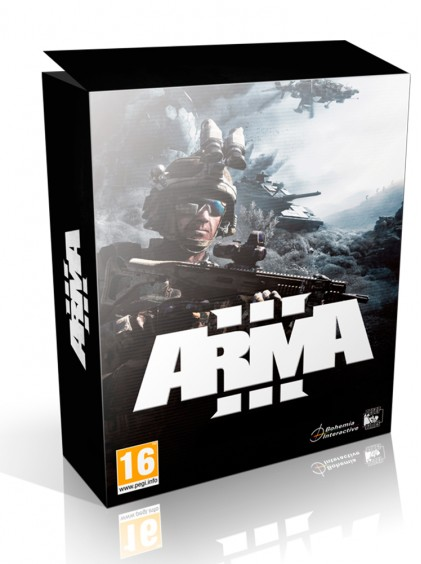 ARMA III [Download] PC