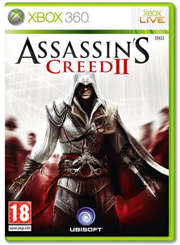 ASSASSINS CREED 2 Classics XB360