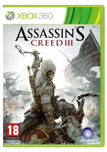 ASSASSINS CREED 3 XB360