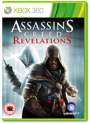 ASSASSINS CREED REVELATIONS XB360