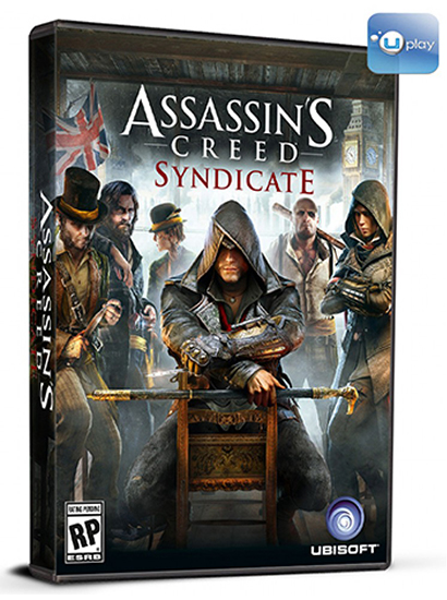 ASSASSINS CREED SYNDICATE (EM PORTUGUÊS) [Download] PC