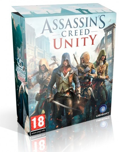 ASSASSINS CREED UNITY [Download] PC