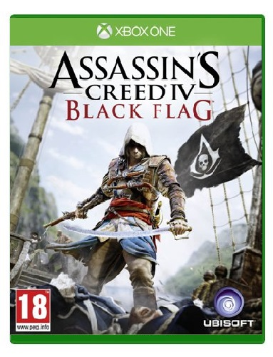 ASSASSINS CREED IV BLACK XBOX ONE