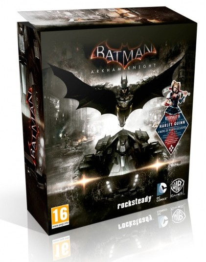 BATMAN ARKHAM KNIGHT [Download] PC