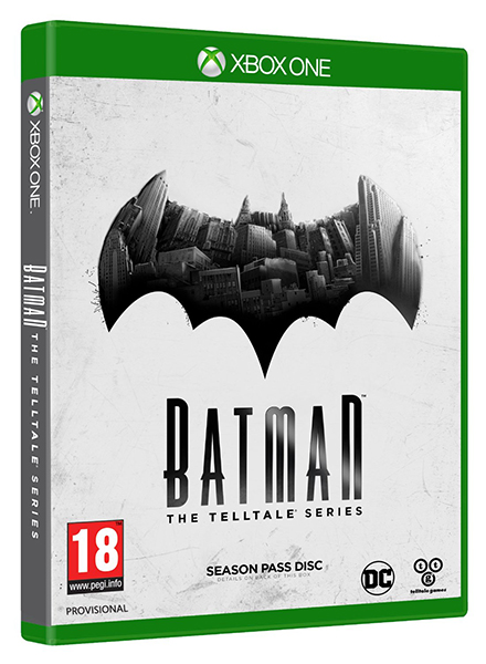 BATMAN THE TELLTALE SERIES XBOX ONE