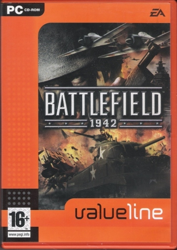 BATTLEFIELD 1942 - Value Line PC