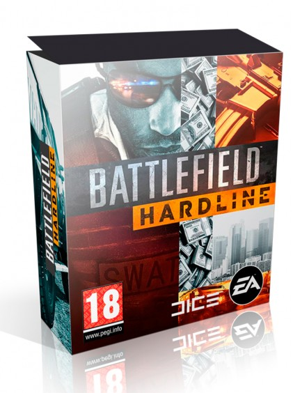 BATTLEFIELD HARDLINE [Download] PC