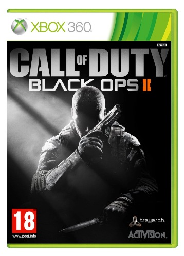 CALL OF DUTY BLACK OPS 2 XB360