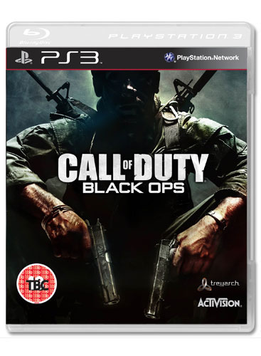 CALL OF DUTY BLACK OPS (Oferta Dog Tag) PS3