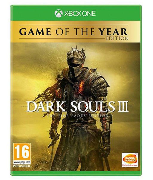 DARK SOULS 3 The Fire Fades Edition GOTY XBOX ONE