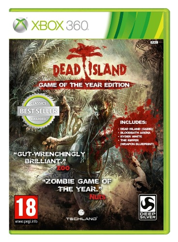 DEAD ISLAND Game of The Year Edition XB360