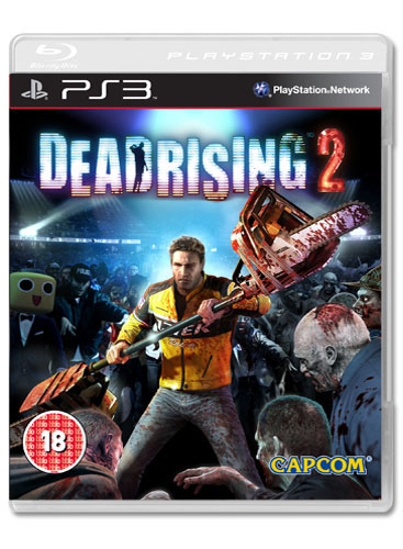 DEAD RISING 2 Essentials PS3