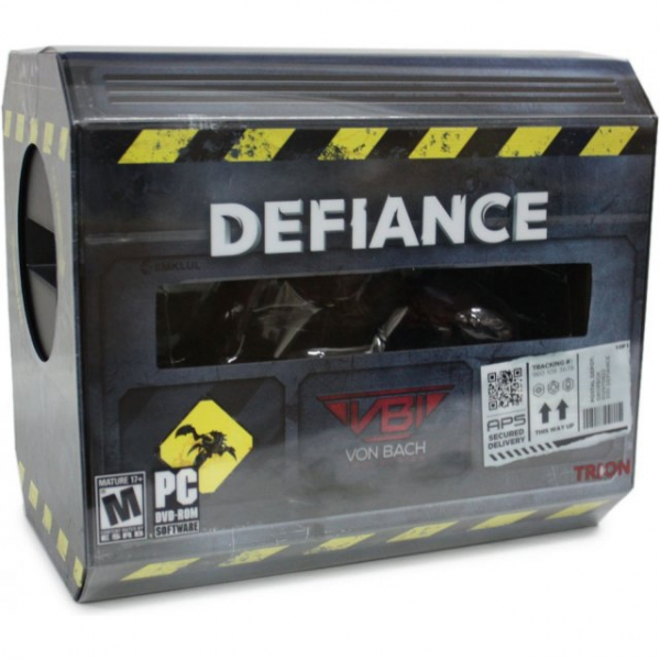 DEFIANCE Collectors Edition PS3