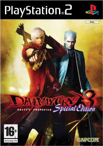 DEVIL MAY CRY 3 - Special Edition PS2