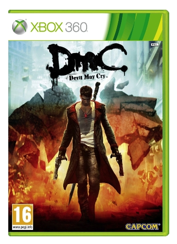 DEVIL MAY CRY XB360