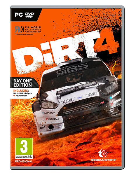 DIRT 4 (Download Digital) PC