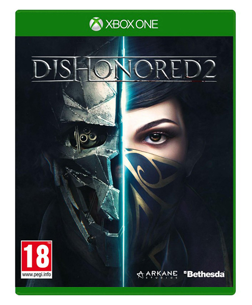 DISHONORED 2 Day One Edition XBOX ONE
