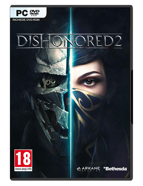 DISHONORED 2 (Download Digital) PC