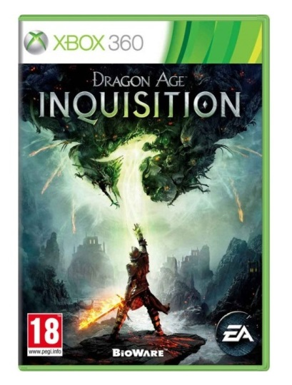 DRAGON AGE INQUISITION XB360