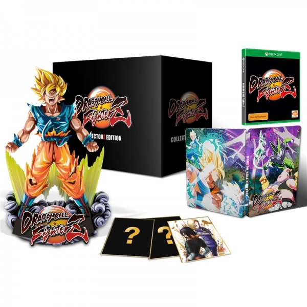 DRAGONBALL FIGHTERZ CollectorZ Edition (Oferta DLCs) XBOX ONE