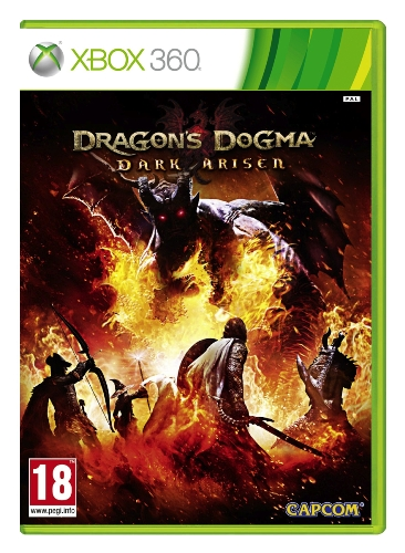 DRAGONS DOGMA DARK ARISEN XB360
