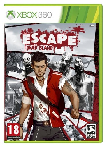 ESCAPE DEAD ISLAND XB360
