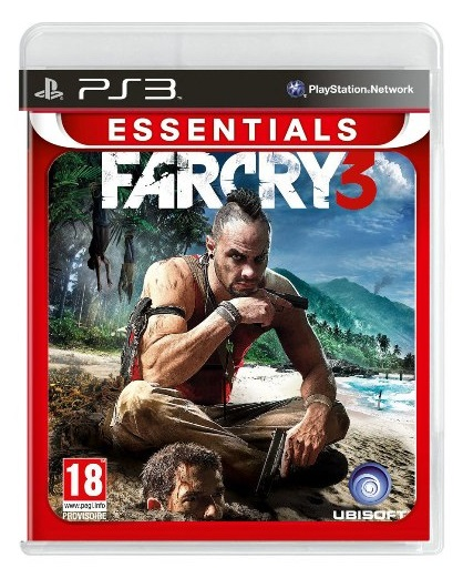 FAR CRY 3 (EM PORTUGUÊS) Essentials PS3