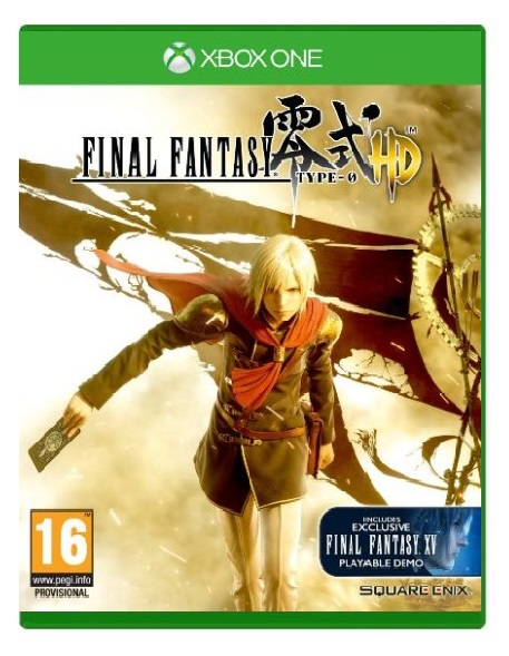 FINAL FANTASY TYPE 0 HD (Inclui Demo Final Fantasy XV) XBOX ONE