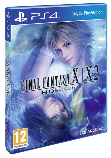 FINAL FANTASY X & X-2 HD Remaster PS4