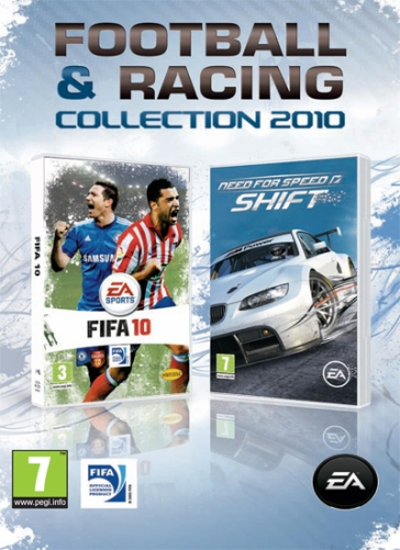 FOOTBALL STREET RACING COLLECTION 2010 PC