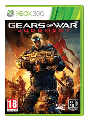 GEARS OF WAR JUDGMENT XB360