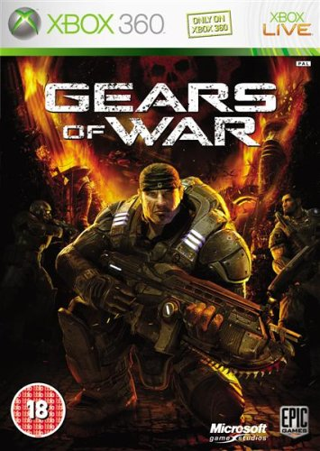 GEARS OF WAR XB360