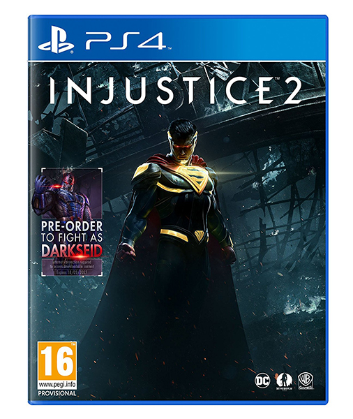 INJUSTICE 2 (Oferta DLC Darkseid) PS4