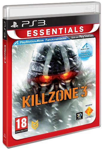 KILLZONE 3 (EM PORTUGUÊS) Essentials PS3