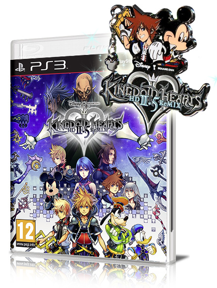 KINGDOM HEARTS 2.5 REMIX Limited Edition PS3