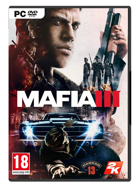 MAFIA 3 (EM PORTUGUÊS) [Download Digital] PC