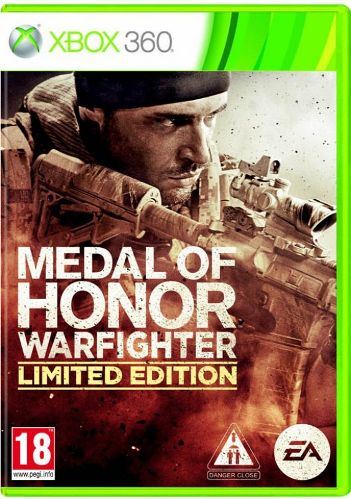 MEDAL OF HONOR WARFIGHTER Limited Edition XB360